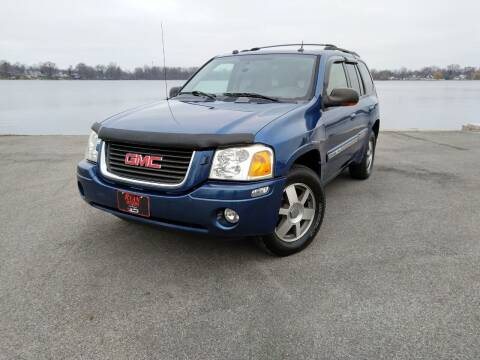 2005 GMC Envoy for sale at Ryan Motors LLC in Warsaw IN