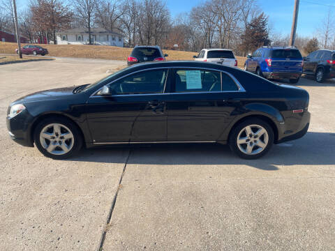 2009 Chevrolet Malibu for sale at Truck and Auto Outlet in Excelsior Springs MO