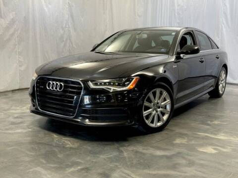 2013 Audi A6 for sale at United Auto Exchange in Addison IL
