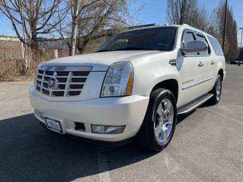 2007 Cadillac Escalade ESV for sale at Trucks Plus in Seattle WA