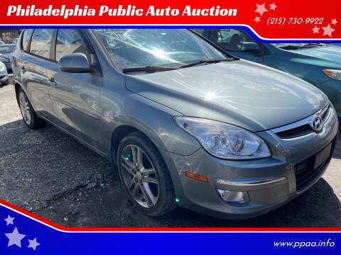 2010 Hyundai Elantra Touring for sale at Philadelphia Public Auto Auction in Philadelphia PA
