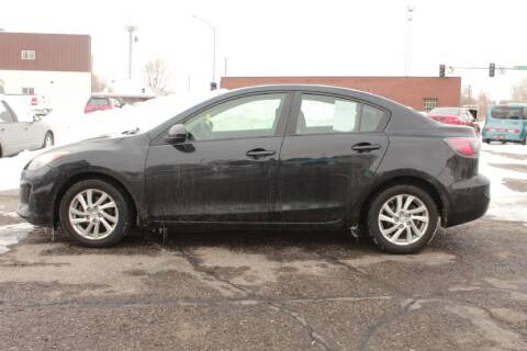 2013 Mazda MAZDA3 for sale at Epic Auto in Idaho Falls ID