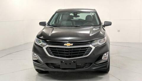 2021 Chevrolet Equinox for sale at ROGERS  AUTO  GROUP in Chicago IL