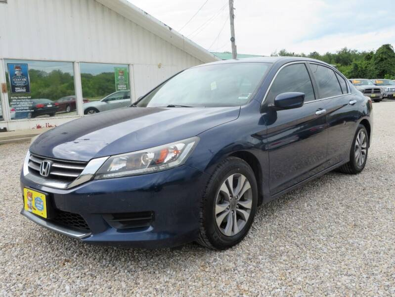 2015 Honda Accord for sale at Low Cost Cars in Circleville OH