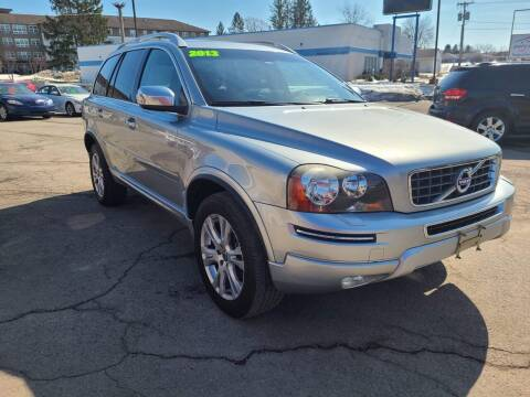 2013 Volvo XC90 for sale at Superior Auto in Cortland NY