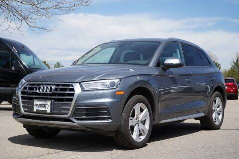 2018 Audi Q5 for sale at COURTESY MAZDA in Longmont CO