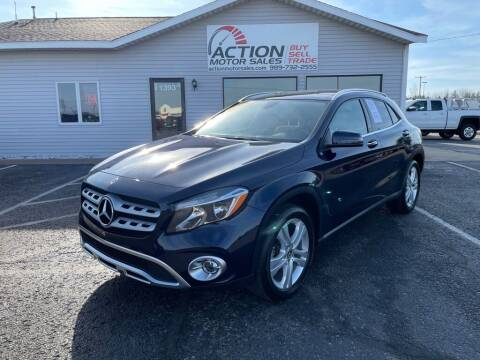 2019 Mercedes-Benz GLA for sale at Action Motor Sales in Gaylord MI