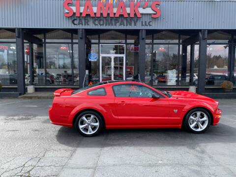 2009 Ford Mustang for sale at Siamak's Car Company llc in Salem OR