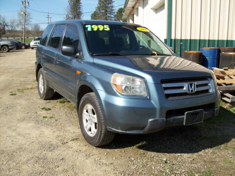 2006 Honda Pilot for sale at Summit Auto Inc in Waterford PA