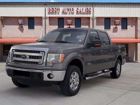 2013 Ford F-150 for sale at Best Auto Sales LLC in Auburn AL