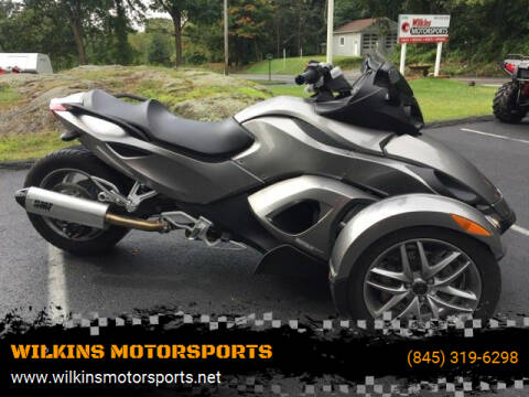 2013 Can-Am RS SM5 for sale at WILKINS MOTORSPORTS in Brewster NY