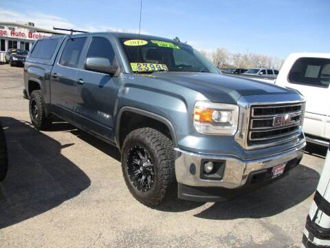2014 GMC Sierra 1500 for sale at Advantage Auto Brokers Inc in Greeley CO