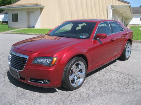2013 Chrysler 300 for sale at Right Pedal Auto Sales INC in Wind Gap PA