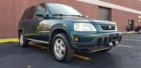 2000 Honda CR-V for sale at U.S. Auto Group in Chicago IL