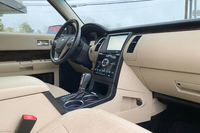 2015 Ford Flex AWD Limited 4dr Crossover w/EcoBoost - East Greenbush NY