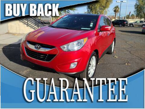 2013 Hyundai Tucson for sale at Reliable Auto Sales in Las Vegas NV