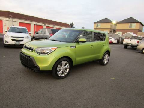 2015 Kia Soul for sale at ARISTA CAR COMPANY LLC in Portland OR