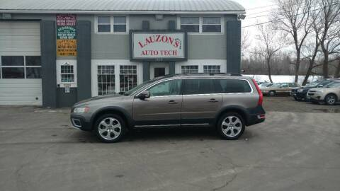 2011 Volvo XC70 for sale at LAUZON'S AUTO TECH TOWING in Malone NY