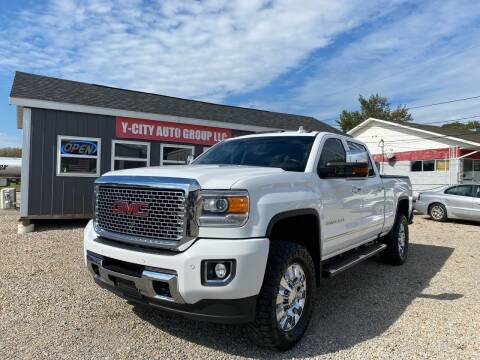 2016 GMC Sierra 2500HD for sale at Y City Auto Group in Zanesville OH