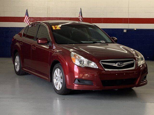 2012 Subaru Legacy for sale in Las Vegas, NV