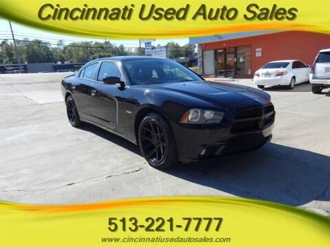 2011 Dodge Charger for sale at Cincinnati Used Auto Sales in Cincinnati OH