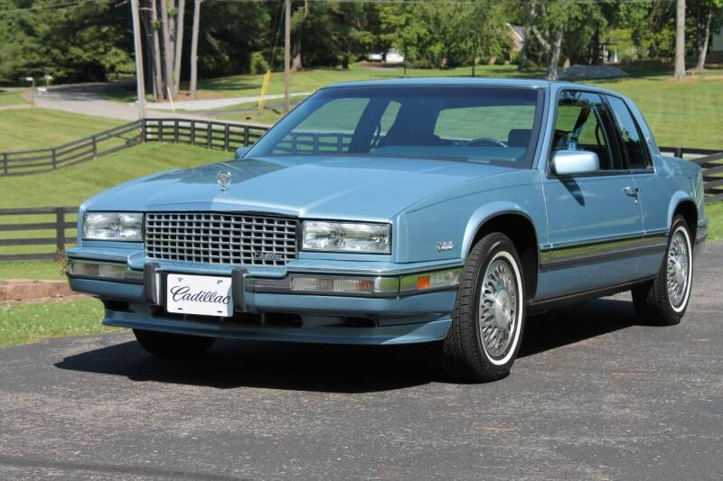 used 1991 cadillac eldorado for sale carsforsale com used 1991 cadillac eldorado for sale