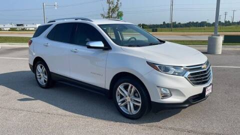 2019 Chevrolet Equinox for sale at Napleton Autowerks in Springfield MO