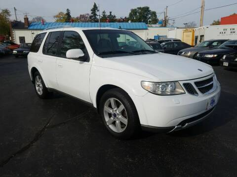 2007 Saab 9-7X for sale at THE AUTO SHOP ltd in Appleton WI