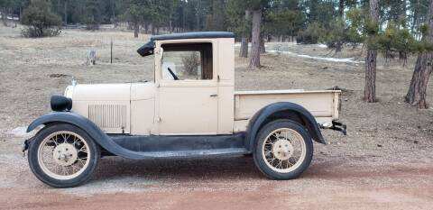 1929 Ford Model A for sale at HomeTown Motors in Gillette WY