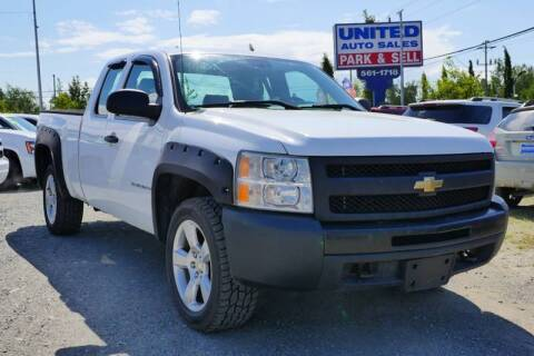 2010 Chevrolet Silverado 1500 for sale at United Auto Sales in Anchorage AK