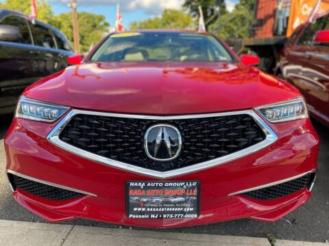 2018 Acura TLX for sale at Nasa Auto Group LLC in Passaic NJ