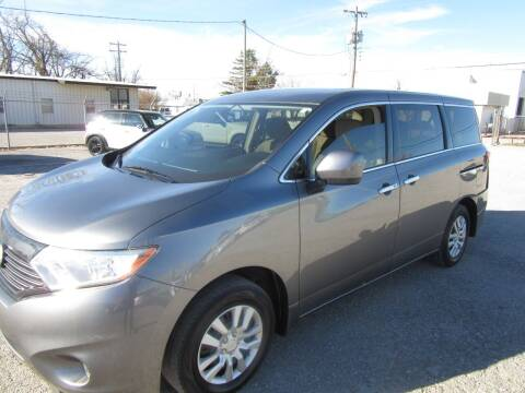 2015 Nissan Quest for sale at Grays Used Cars in Oklahoma City OK