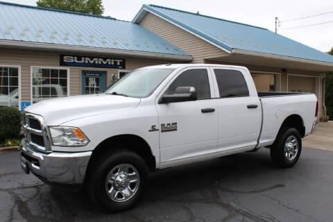 2018 RAM Ram Pickup 2500 for sale at Summit Motorcars in Wooster OH