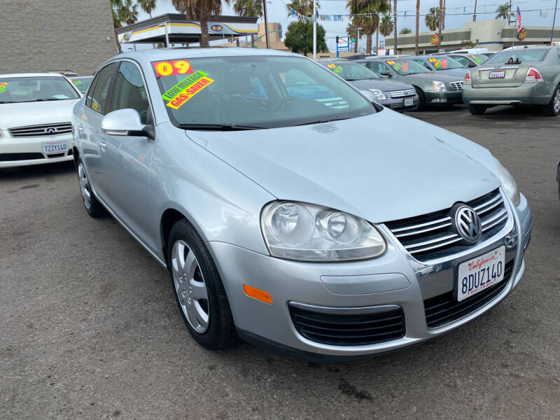 2009 Volkswagen Jetta for sale at North County Auto in Oceanside CA