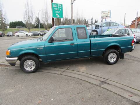 1994 Ford Ranger for sale at Car Link Auto Sales LLC in Marysville WA