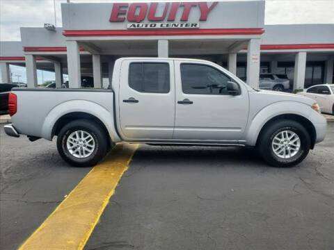 2014 Nissan Frontier for sale at EQUITY AUTO CENTER in Phoenix AZ
