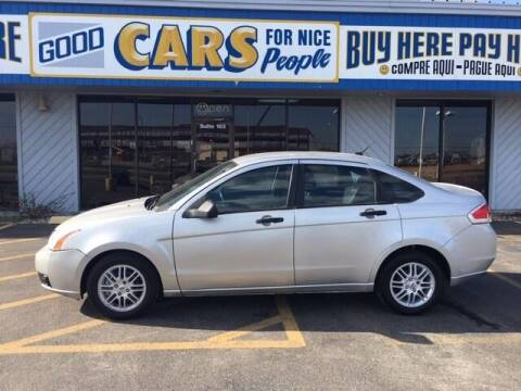 2009 Ford Focus for sale at Good Cars 4 Nice People in Omaha NE