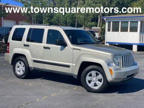 2009 Jeep Liberty for sale at Town Square Motors in Lawrenceville GA