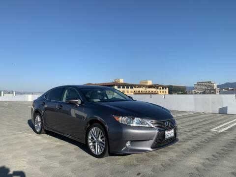 2014 Lexus ES 350 for sale at PREMIER AUTO GROUP in Santa Clara CA