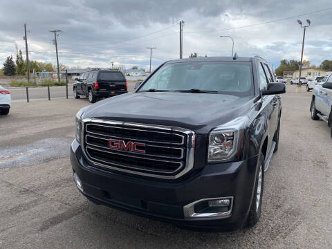 2017 GMC Yukon for sale at Top Line Auto Sales in Idaho Falls ID