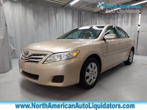 2010 Toyota Camry for sale at North American Auto Liquidators in Essington PA