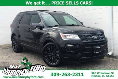 2019 Ford Explorer for sale at Mike Murphy Ford in Morton IL