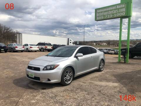 2008 Scion tC for sale at Independent Auto in Belle Fourche SD