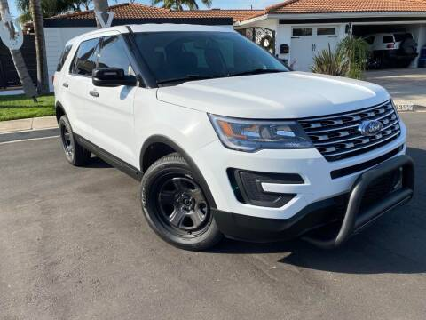 2018 Ford Explorer for sale at SoCal Motors in Los Alamitos CA