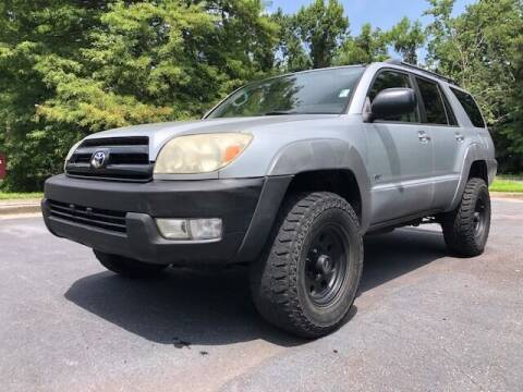2003 Toyota 4Runner for sale at Lowcountry Auto Sales in Charleston SC