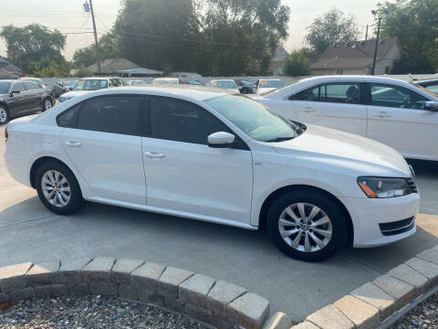 2015 Volkswagen Passat for sale at Allstate Auto Sales in Twin Falls ID