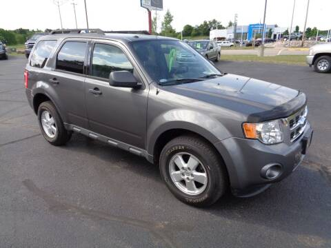 2012 Ford Escape for sale at STEINKE AUTO INC. in Clintonville WI