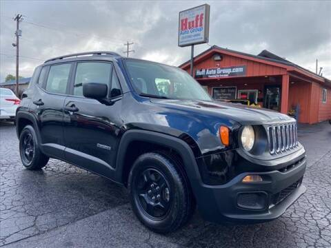 2018 Jeep Renegade for sale at HUFF AUTO GROUP in Jackson MI