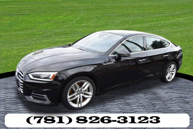 2019 Audi A5 Sportback for sale at AUTO ETC. in Hanover MA