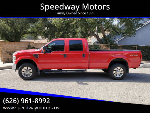 2008 Ford F-350 Super Duty for sale at Speedway Motors in Glendora CA